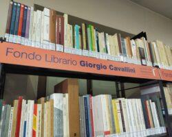 """A San Salvatore Monferrato  inaugurato il Fondo librario """"Giorgio Cavallini"""""""